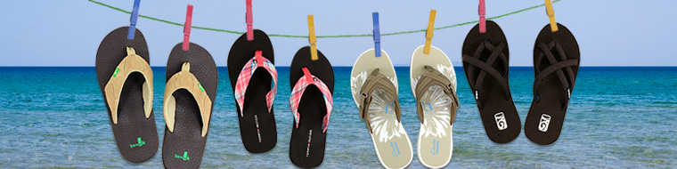 Housershoes.com has a great selection of discounted sandals for your Summer fun.