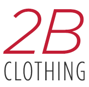 2B Clothing Logo