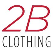 2B Clothing Logo