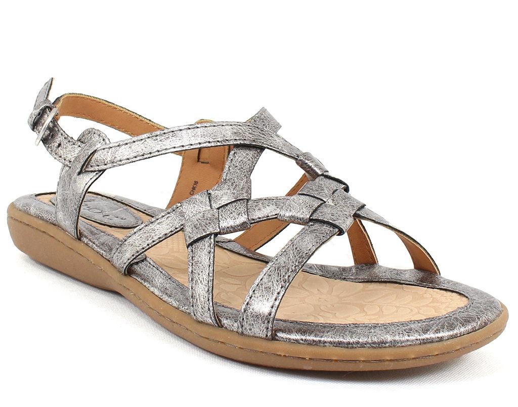 B.o.c Women's Kesia Pewter - 9 M Women's By Houser Shoes