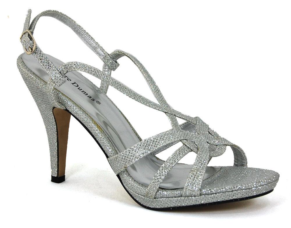 Pierre Dumas Women's Sanibel 4 Silver