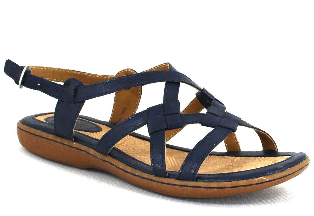 B.o.c Women's Kesia Navy - 7 M Women's By Houser Shoes