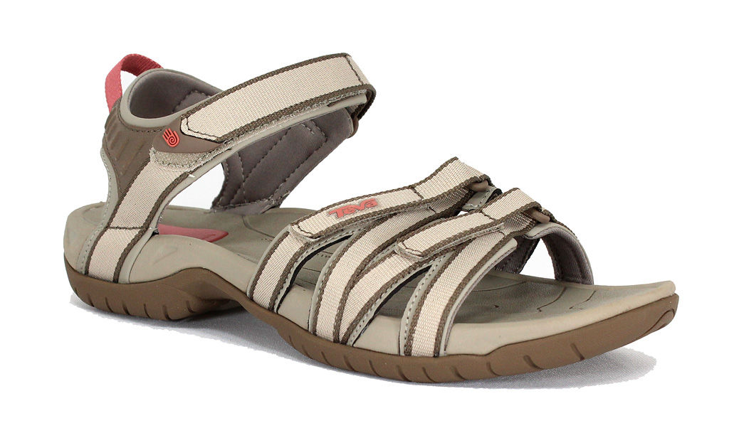 Teva Women's Tirra Taupe - 7 M Women's By Houser Shoes