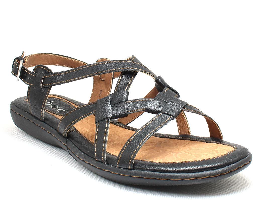 B.o.c Women's Kesia Black - 6 M Women's By Houser Shoes