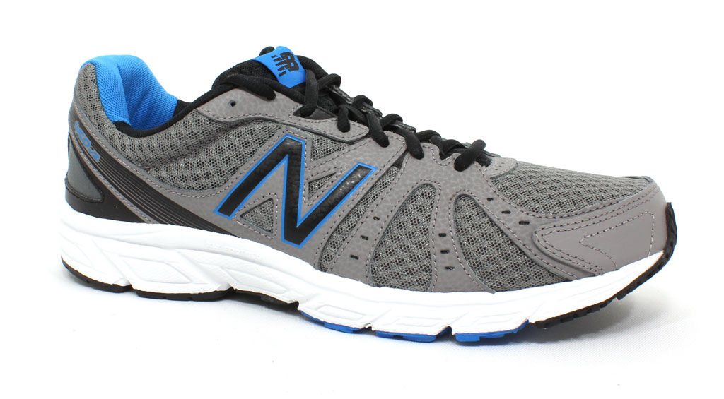New Balance Men's M450SL2 Silver Blue 10.5 4E Men's