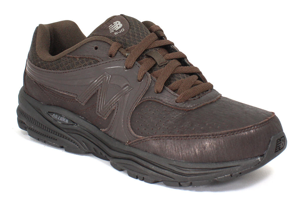 New Balance Men's MW840 Brown 10.5 4E Men's