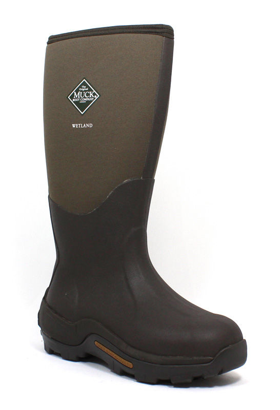 Muck Boots Men's Wetland Bark
