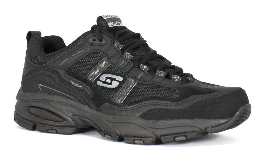 Skechers Men's Vigor 2.0 Black - 12 M Men's By Houser Shoes