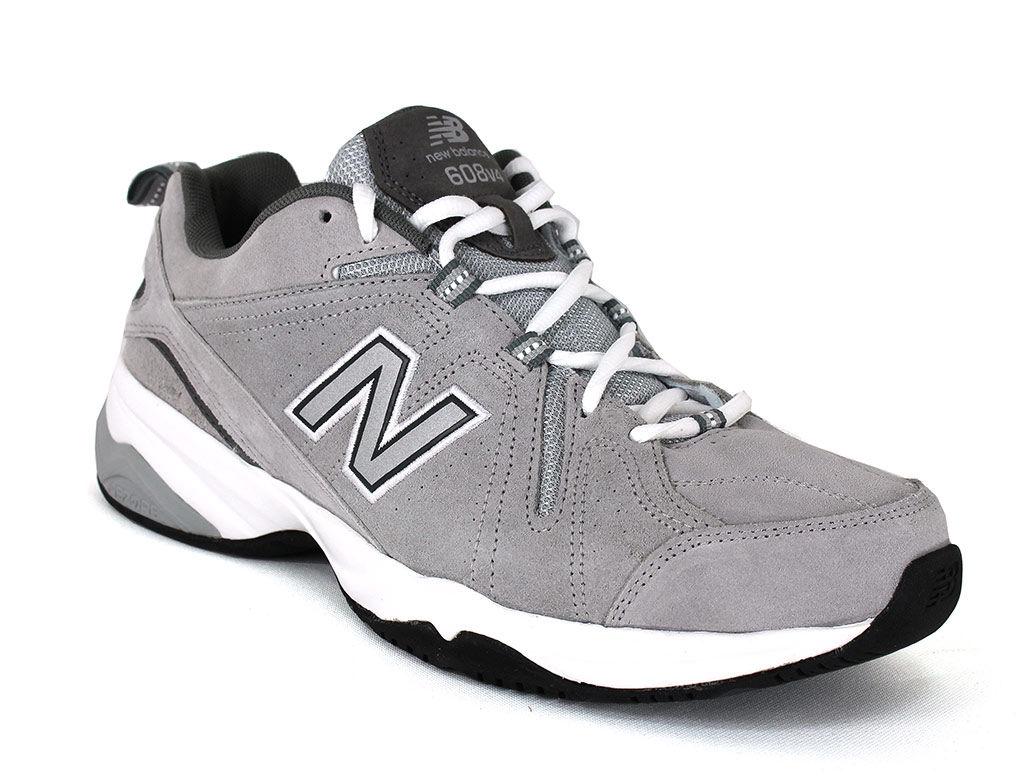 New Balance Men's MX608v4G Grey