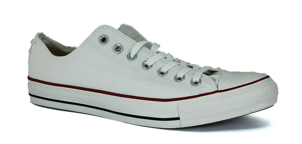 Converse Chuck Taylor All Star Low Top White - 7 D(m) Us ...