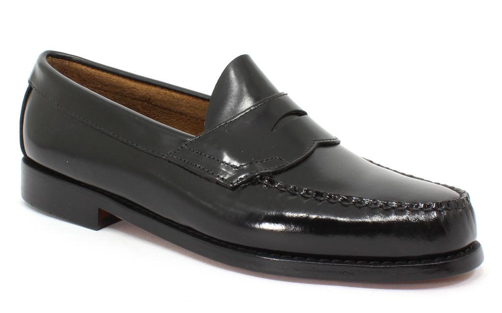 Bass Men's Logan Black - 9.5 D Men's By Houser Shoes