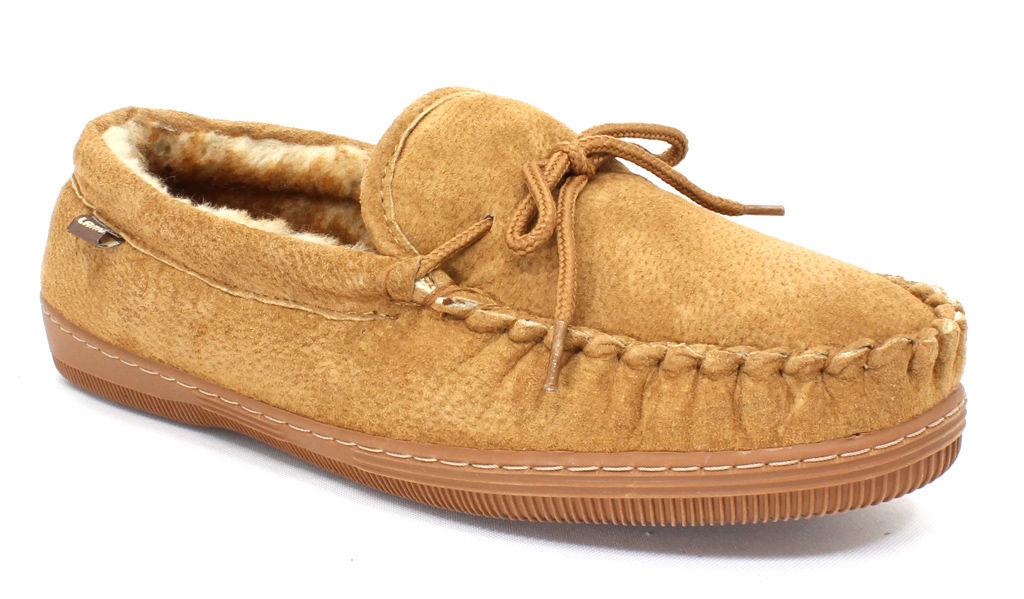 LAMO Men's Moccasin - 10 M Men's By Houser Shoes