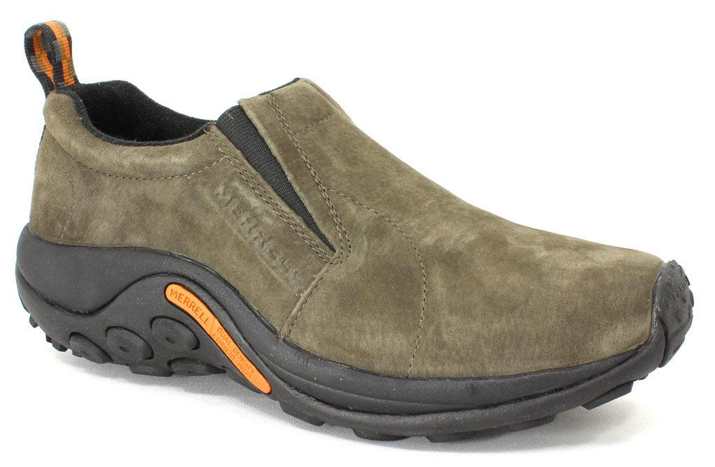 Merrell Jungle Moc Gunsmoke - 8.5 M Men's By Houser Shoes