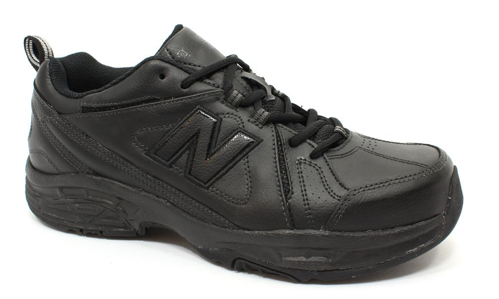 New Balance Men's MX608v3B Black 10.5 D Men's