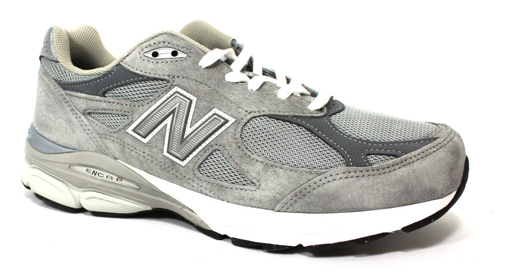 New Balance Men's M990GL3 Grey 10.5 4E Men's