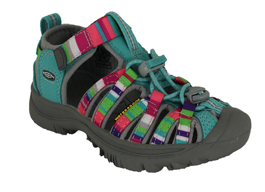 Keen Whisper Raya Fusion - 9 M Toddler By Houser Shoes