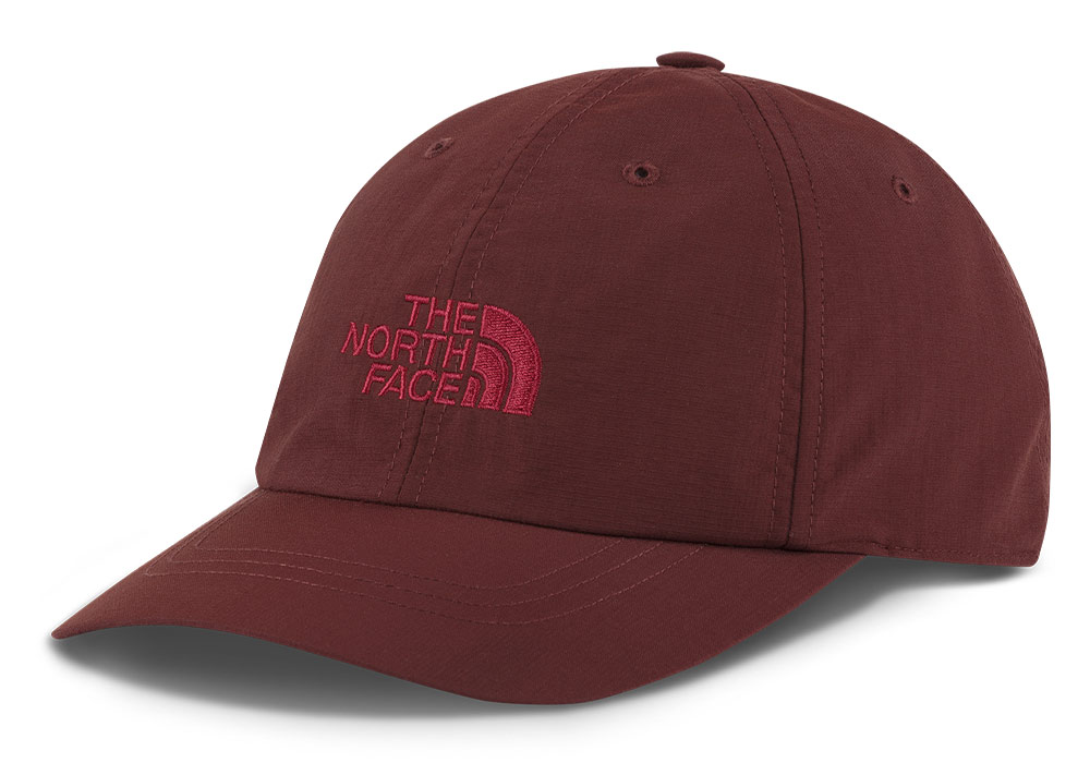 North Face Horizon Ball Cap Sequoia Red - L By Houser Shoes