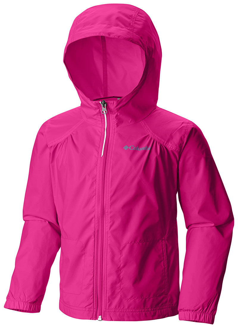 Columbia Kids Switchback Jacket Haute Pink - L By Houser ...