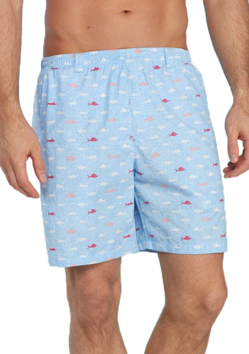 Columbia Columbia Men's Backcast 2 Printed Water Shorts S...