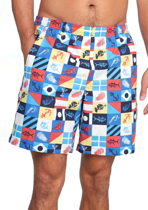 Columbia Columbia Men's Backcast 2 Printed Water Shorts M...