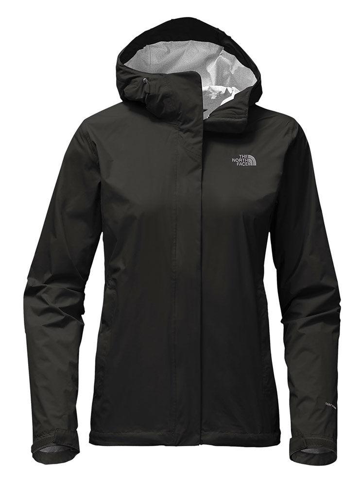 North Face Women's Venture 2 Jacket Tnf Black - S By Hous...