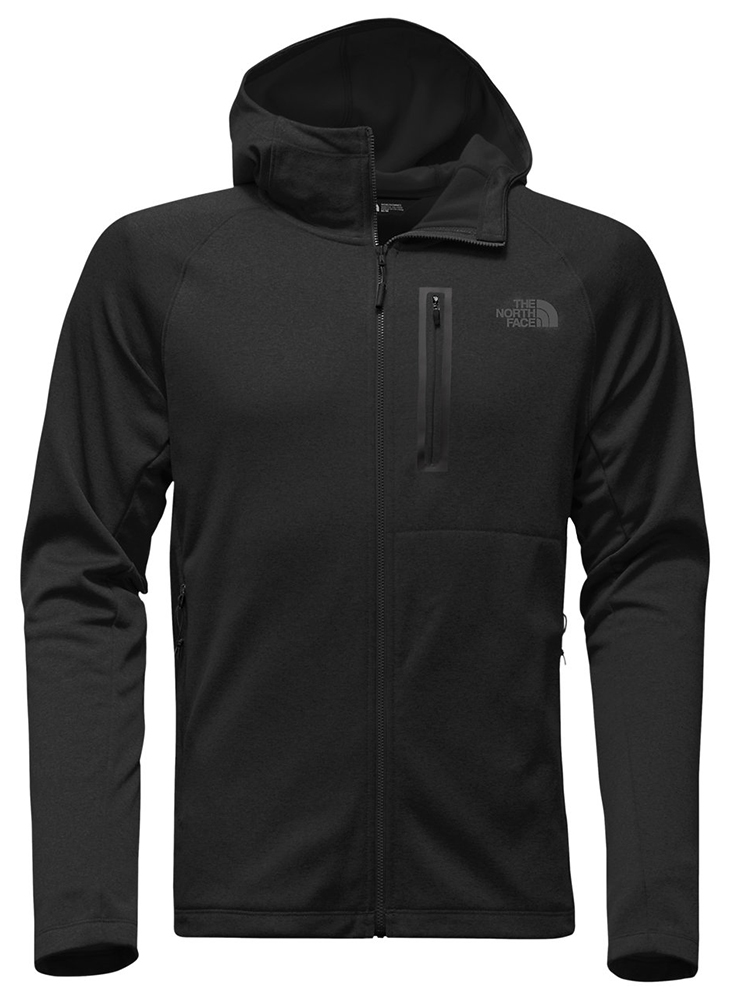 North Face Men's Canyonlands Hoodie Tnf Black - 2xl By Ho...
