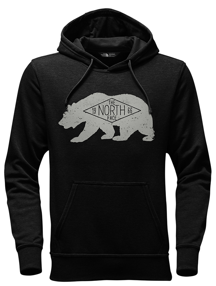 North Face Men's Bearitage Hoodie Tnf Black - Xl By House...