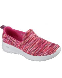 Skechers Women's Go Walk Joy Terrific Pink Multi