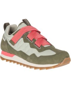 Merrell Women's Alpine Sneaker Cross Sage Olive