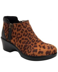 Alegria Women's Sloan Leopard