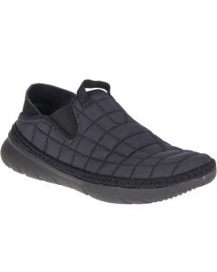 Merrell Women's Hut Moc Triple Black