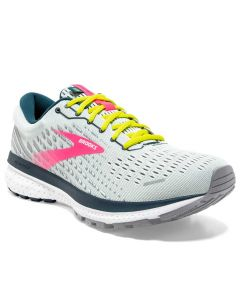 Brooks Women's Ghost 13 Ice Flow Pink Pond