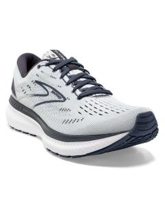 Brooks Women's Glycerin 19 Grey Ombre White