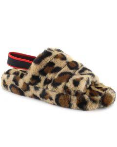Yoki Women's Snuggles 05 Leopard