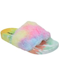 Soda Women's Yoga Slide Tyedye