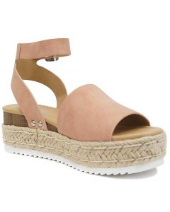 Soda Women's Topic Rosy Nude