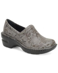 b.o.c Women's Peggy Grey Tooled