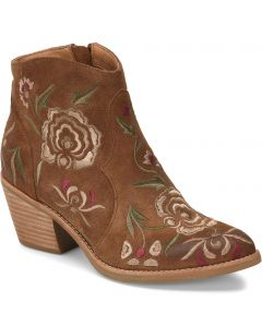 Sofft Women's Westmont II Light Brown Suede