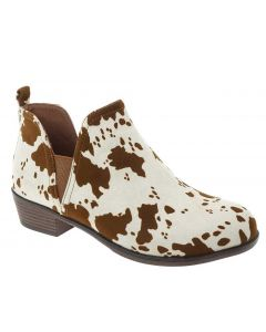 Pierre Dumas Women's Kenzie 2 Beige Cow