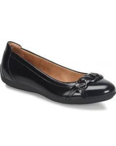 Comfortiva Women's Maloree Black Patent