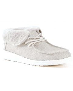 Hey Dude Women's Britt Cream