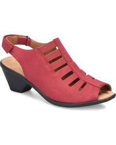 Comfortiva Women's Faye Red