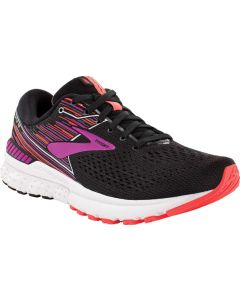 Brooks Women's Adrenaline GTS 19 Black Purple