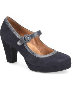 Sofft Women's Grayling Navy Suede