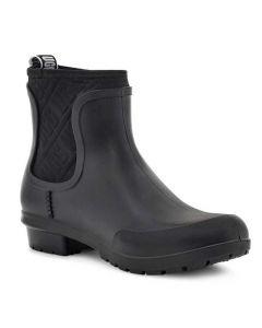 UGG Women's Chevonne Rain Boot Black