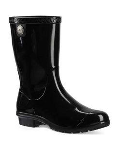 UGG Women's Sienna Rain Boot Black