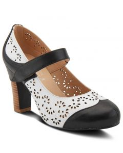 L'Artiste Women's Emjayeel Black Multi