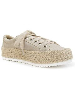 Soda Women's Keana Light Taupe