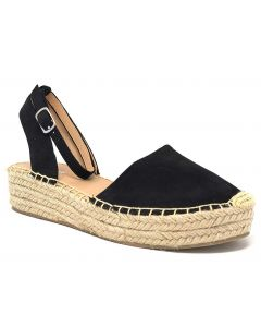 Soda Women's Fiesta Black