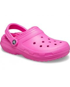 Crocs Women's Classic Lined Electric Pink